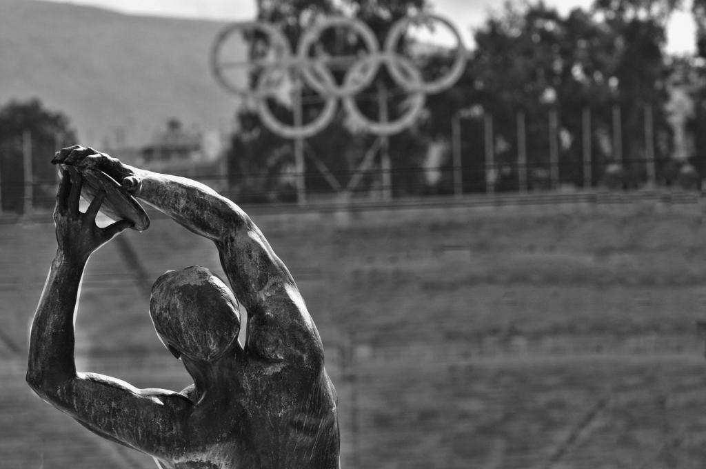 olimpiyat oyunları atma