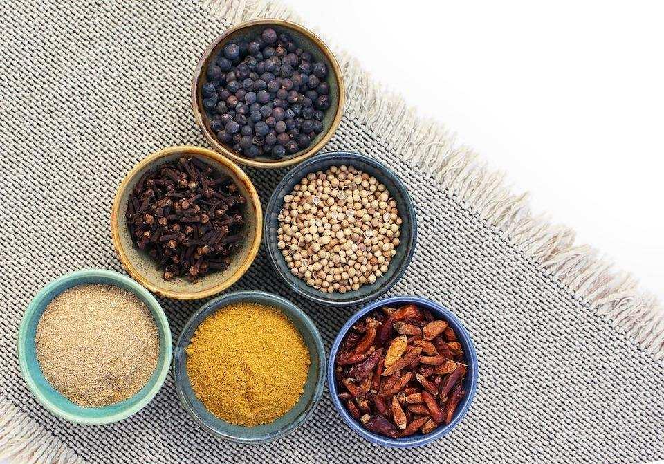 metabolizmayı hızlandıran besinler baharatlar
