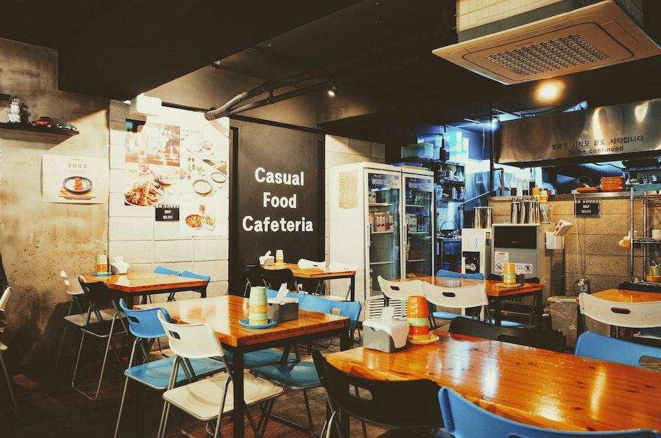sosyal mekanlar fast casual restoran