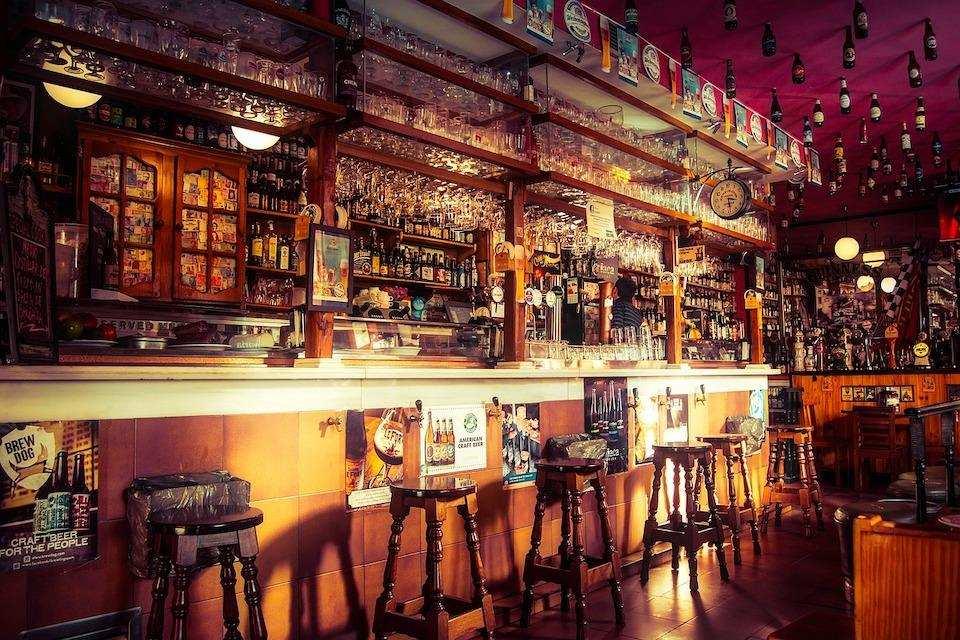 sosyal mekanlar bar pub