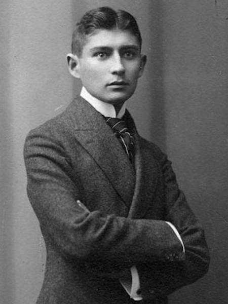 Franz Kafka 1906