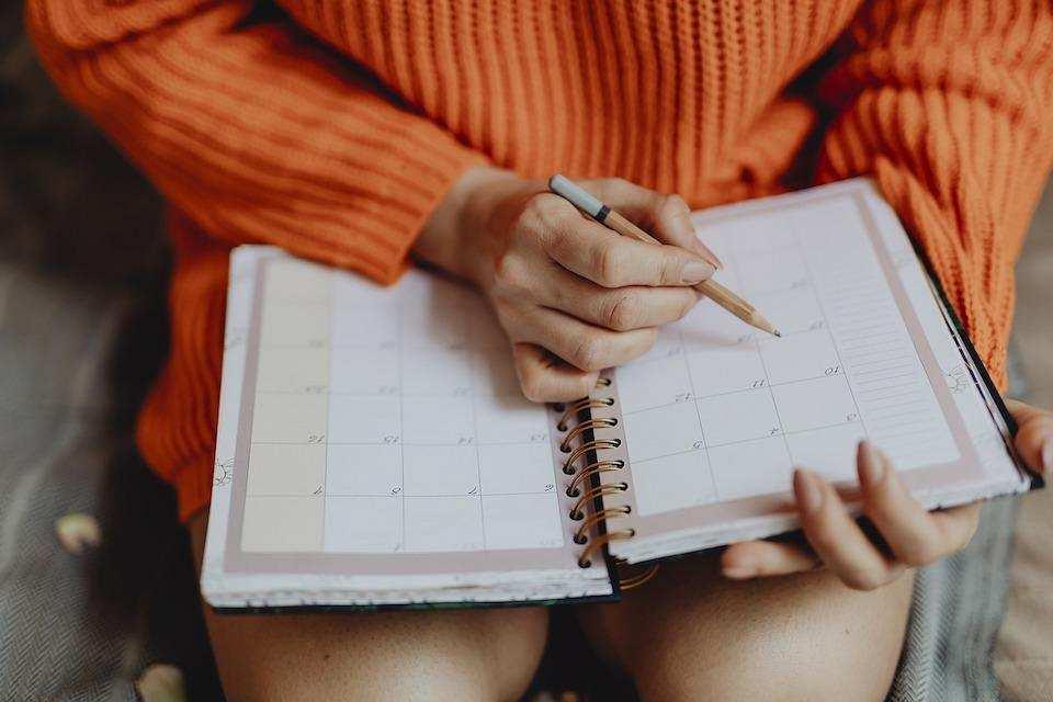 yapılacaklar listesi hazırlamanın doğru yolu kadın ajanda