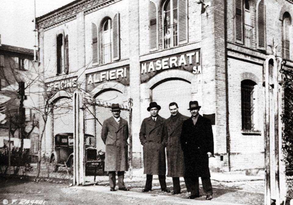 Maserati Kardeşler