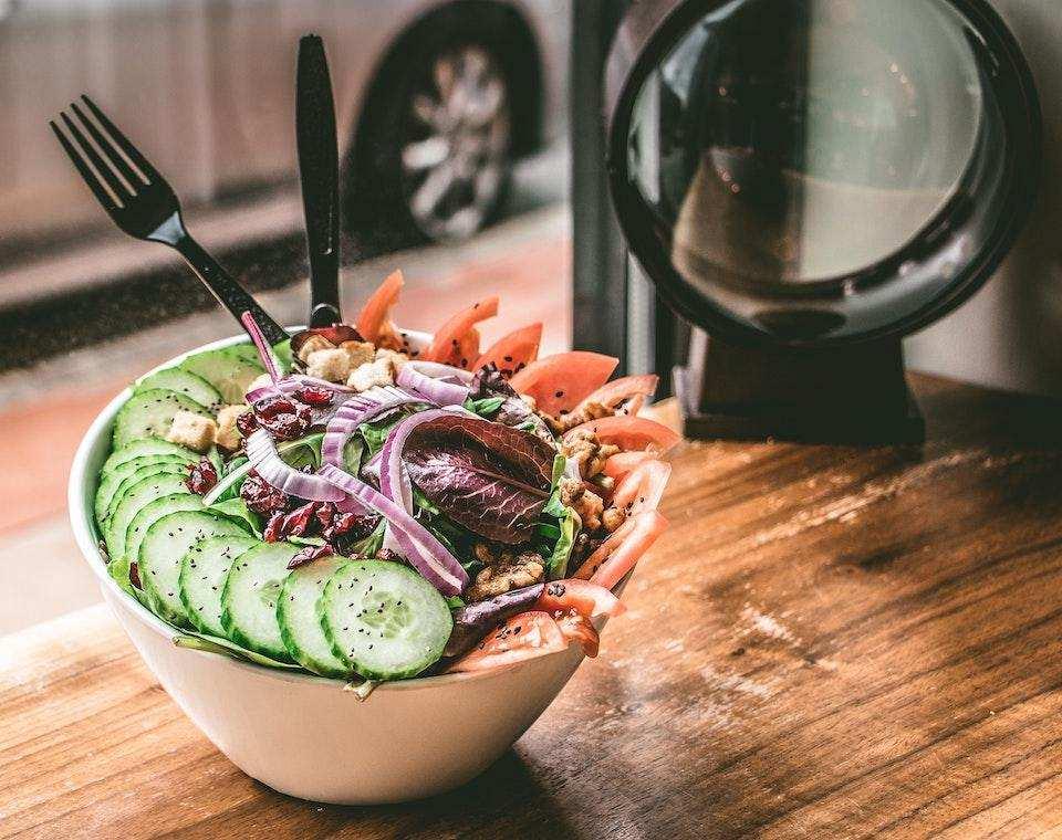 salata sağlıklı yaşam