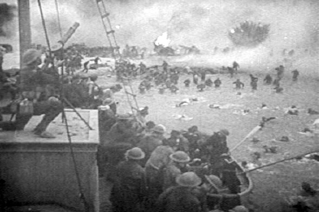 Dunkirk Tahliyesi