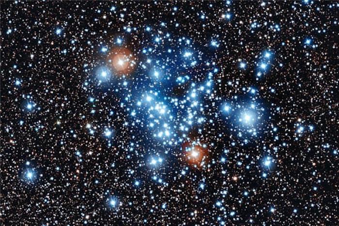 yıldızlar yıldız kümesi