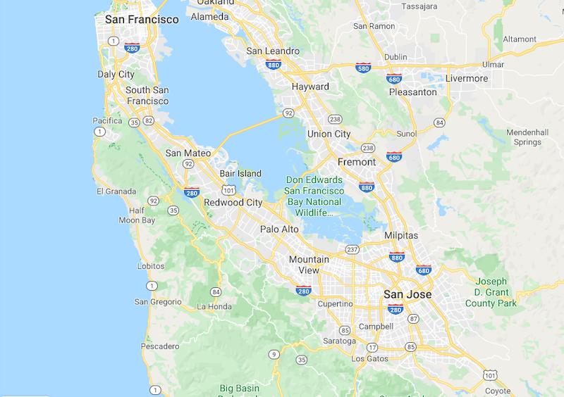 abd kaliforniya