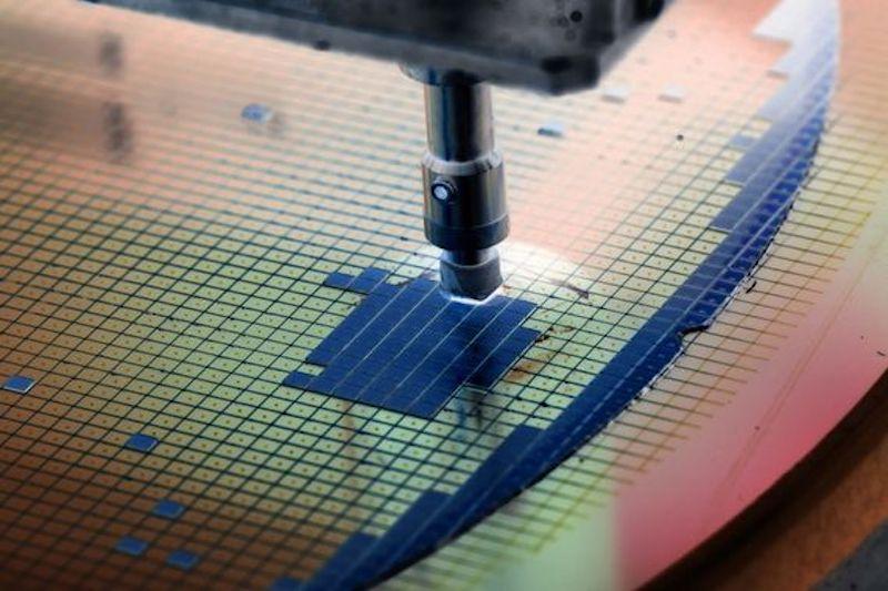 silikon işleme chip