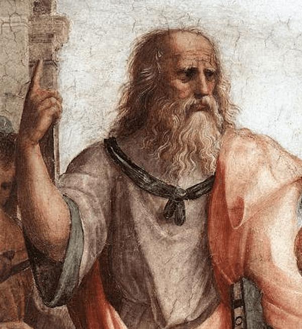 Platon (Raffaello'nun Atina Okulu freskinden)