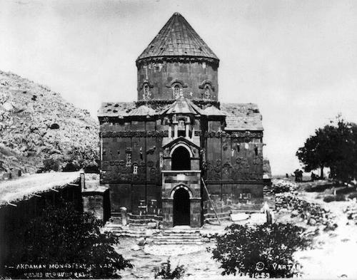 Akdamar Kilisesi, 1923