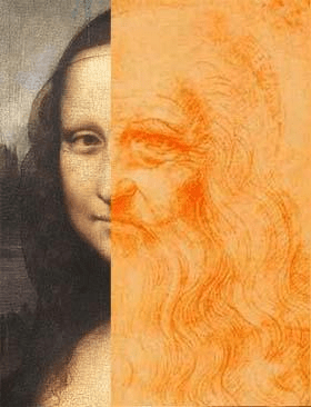 mona lisa ve da vinci