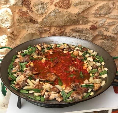 paella nasıl yapılır