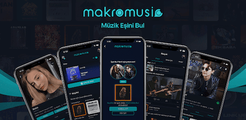 makromusic spotify arkadaşlık uygulaması
