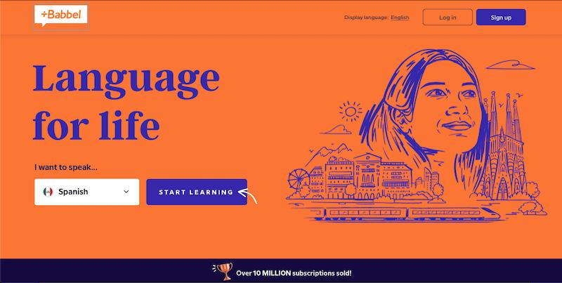 babbel ücretsiz yabancı dil öğrenme uygulaması