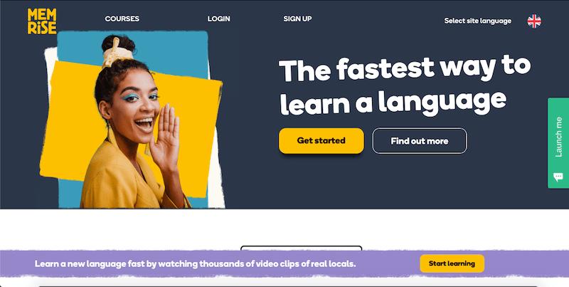 memrise ücretsiz yabancı dil öğrenme uygulaması