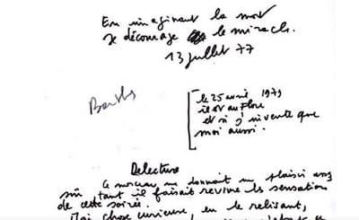 Monnier letter